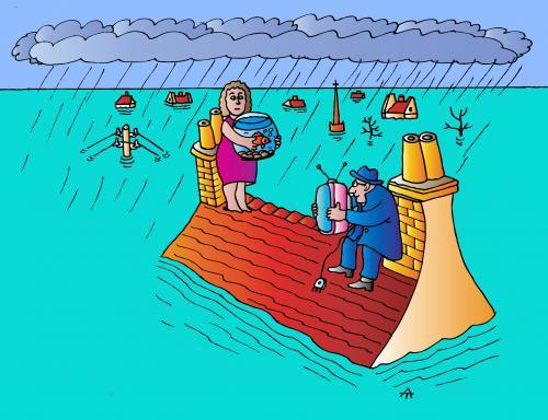Какво трябва да знаем за природните бедствия!